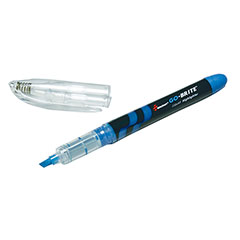 go-brite® Liquid Highlighter - Blue Ink