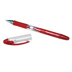 AlphaElite Gel Ink Pen - Red Ink