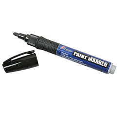 Paint Markers - Medium Point - Black