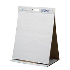 Self-Stick Tabletop Easel Pads
