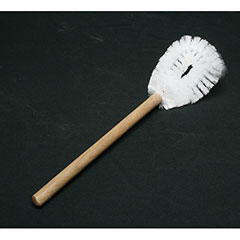 Sanitary Brush - White Bristles