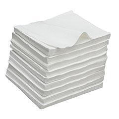 "Total Wipes II Cleaning Towel - 4-Ply Reinforced Medium Duty - 13-1/4"" x 14-1/4"""