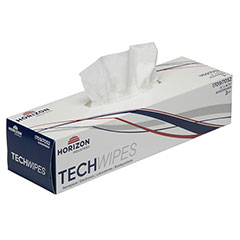 TechWipes Electronics Tissue - 3-Ply - 15 Dispensers/Box