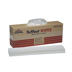Tuffest Wipes Solvent Cleaning Towel - Heavy Duty
