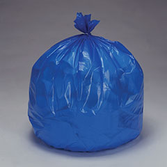 """ProPerformance Can Liners - Linear Low Density - Extra Heavy Duty - 33"""" x 39"""" - Blue"""