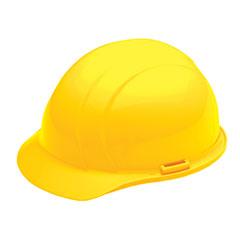 SKILCRAFT® Safety Helmet - Yellow