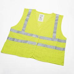 Class 2 ANSI 107-2010 FR Compliant Safety Vest - Large