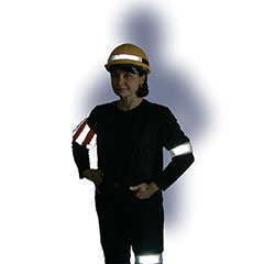 Reflective Safety Clothing - Arm Bands
