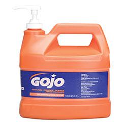 GOJO® SKILCRAFT® Natural Orange Pumice Hand Cleaner - 1 Gallon