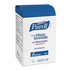 PURELL® SKILCRAFT® Advanced Instant Hand Sanitizer with Biobased Content - 1000 mL Refill