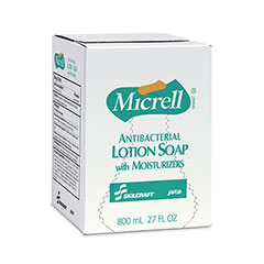 MICRELL® SKILCRAFT® Antibacterial Lotion Soap - 800 mL