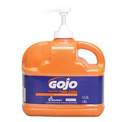 GOJO® SKILCRAFT® Natural Orange Pumice Hand Cleaner - 1/2 Gallon