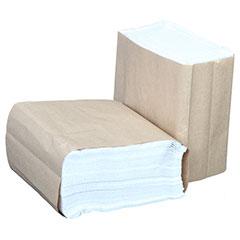 "BiodegradablePaper Napkin Quarter Folded - 12-1/4"" x 12-1/4"""