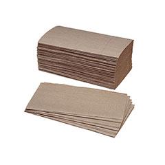 Single-Fold Paper Towel - 100% PCRM, 250per Bundle, 16/Box