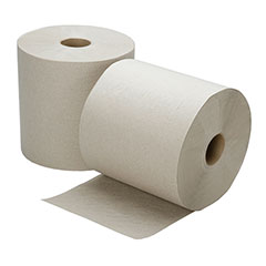 "SKILCRAFT® Hard Roll Paper Towel - 7-7/8"" x 800' - Natural"