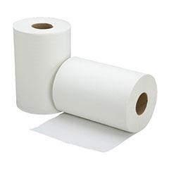"SKILCRAFT® Hard Roll Paper Towel - 7-7/8"" x 350' - White"