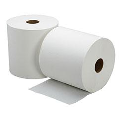 "SKILCRAFT® Hard Roll Paper Towel - 7-7/8"" x 800' - White"