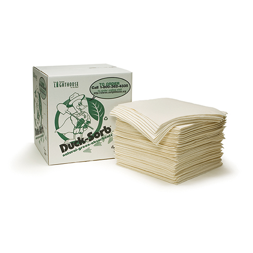 "Duck-Sorb® Cottonsoak™ Pad - 18"" x 18"""