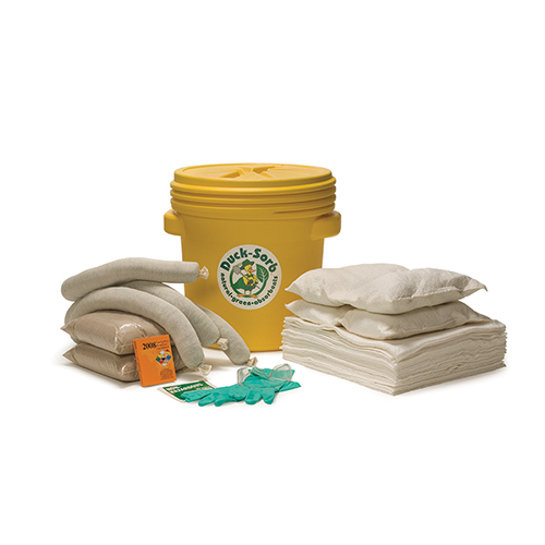 Duck-Sorb® 13 Gallon Spill Kit – Oil Only - Spill Kit