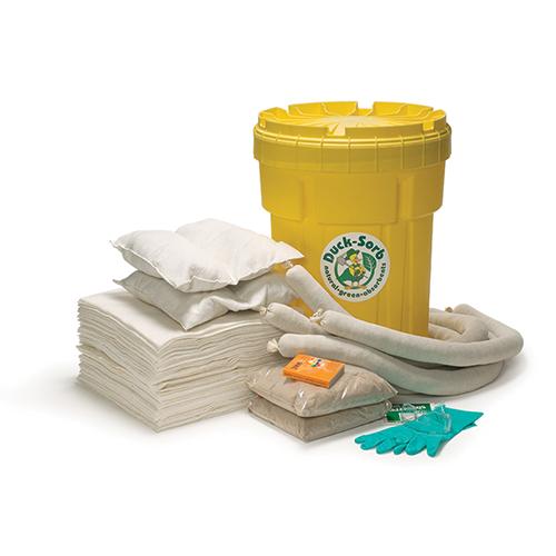 Duck-Sorb® 21 Gallon Spill Kit – Oil Only - Spill Kit