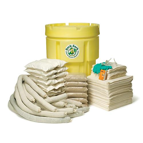 Duck-Sorb® 65 Gallon Spill Kit – Oil Only - Spill Kit