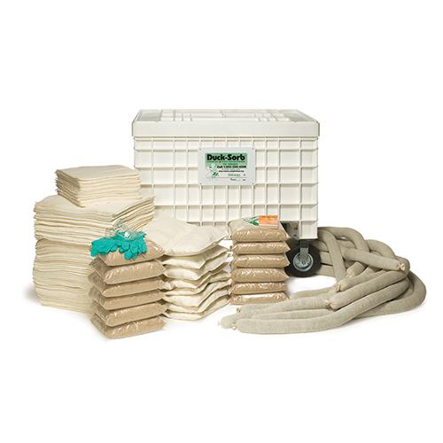 Duck-Sorb® 80 Gallon Spill Kit – Oil Only - Spill Kit