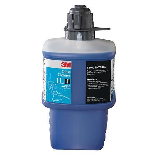 3M™ Twist 'N Fill – Glass Cleaner #1L - 30 RTU Gallons per Bottle