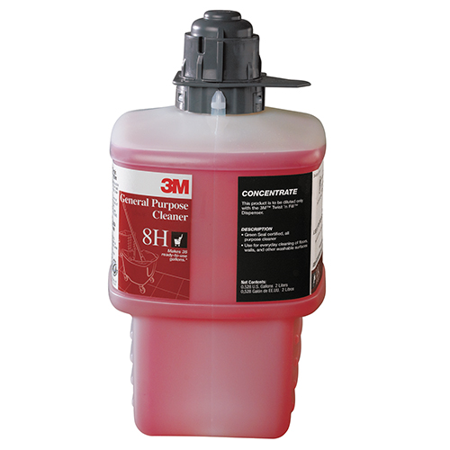 3M™ Twist 'N Fill – General Purpose Cleaner #8H - 35 RTU Gallons per Bottle