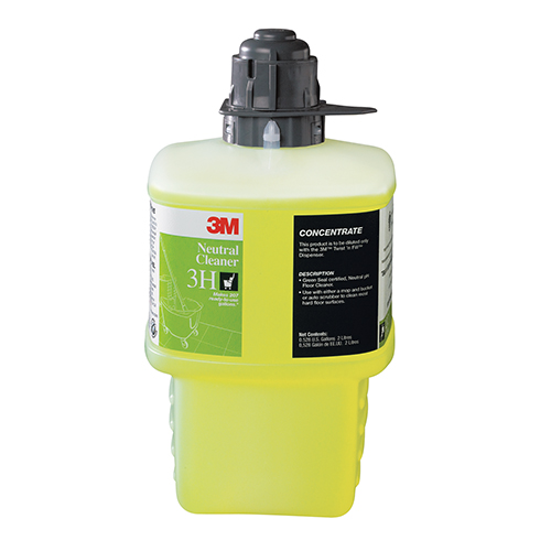 3M™ Twist 'N Fill – Floor Polish #3H - 207 RTU Gallons per Bottle