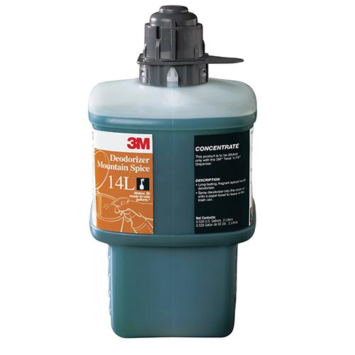 3M™ Twist 'N Fill – Deodorizer - 36 RTU Gallons per Bottle