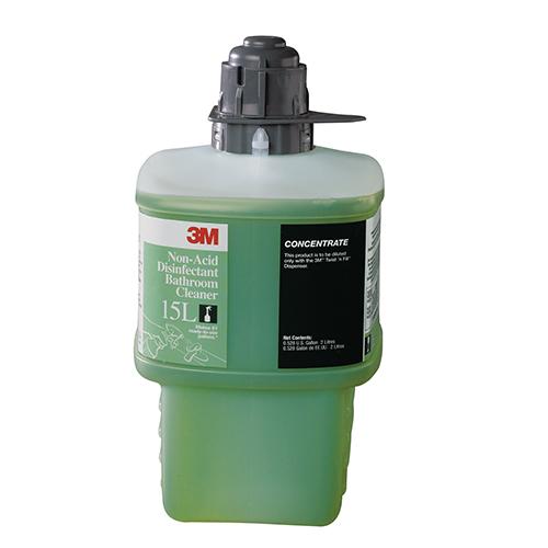 3M™ Twist 'N Fill – Bathroom Cleaner – Non-Acid #15L - 61 RTU Gallons per Bottle
