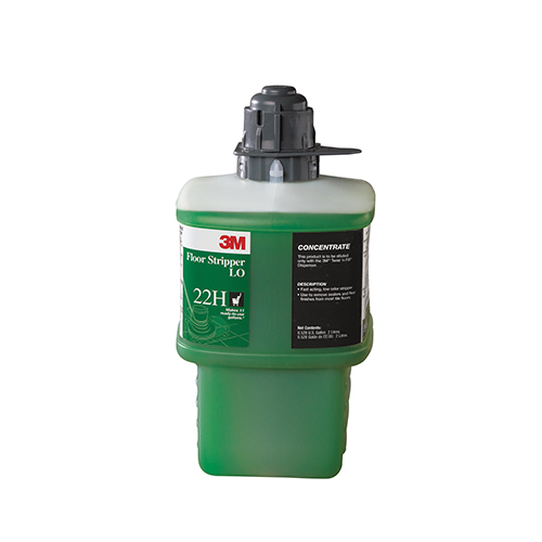 3M™ Twist 'N Fill – Floor Stripper #22H - 11 RTU Gallons per Bottle