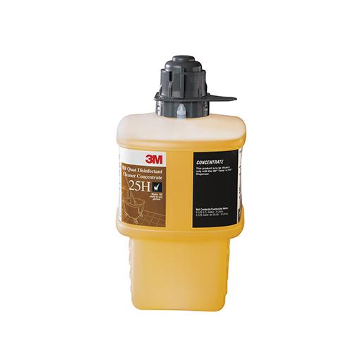 3M™ Twist 'N Fill – Disinfectant Cleaner #25H - 180 RTU Gallons per Bottle