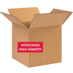 "10 x 10 x 10"" W5c Weather-Resistant Corrugated Boxes"