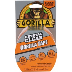 "2"" x 27' Gorilla® Clear Repair"