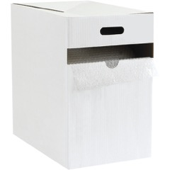 "3/16"" x 12"" x 175' Adhesive Air Bubble Dispenser Pack"