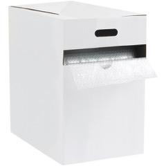 """3/16"""" x 12"""" x 175' Cohesive Air Bubble Dispenser Pack"""