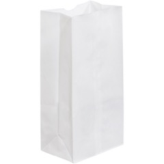White Grocery Bags
