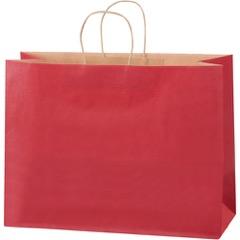 Kraft Tinted Paper Shopping Bags