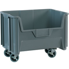 Mobile Giant Stackable Bin Boxes