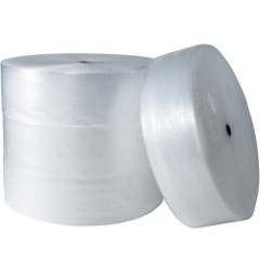 "1/2"" x 12"" x 250' (4) Air Bubble Rolls"