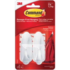 3M™ 17081 Command™ Designer Hooks and Strips