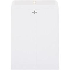 White Clasp Envelopes