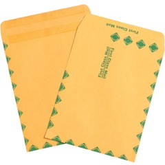 "10 x 13"" Kraft First Class Redi-Seal Envelopes"