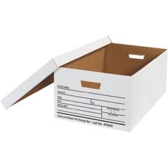Auto-Lock File Storage Boxes