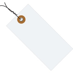 Tyvek® Shipping Tags<br/>Pre-Wired