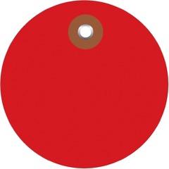 Plastic Circle Tags