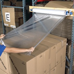 Goodwrappers® Clear Top Sheeting