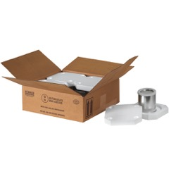 Haz Mat Paint Can Foam Shipper Kits