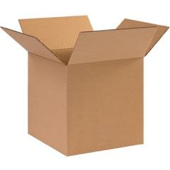 "10 x 10 x 10"" Heavy-Duty Boxes"